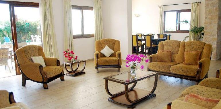 Sea Caves' 5 Bedroom Luxor Villa for sale in Paphos