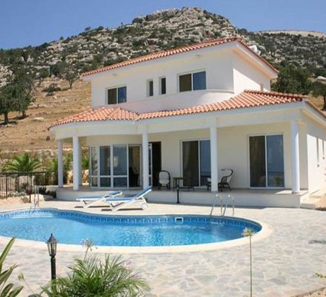 4 Bedroom Evelina Gardens Villa for Sale in Peyia, Zalakia Area