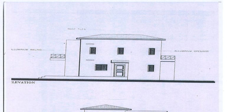 Plot Of Villa for sale in Paphos' Coral Bay