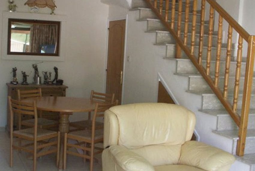 Two Bedroom Sea View Townhouse for sale in Peyia