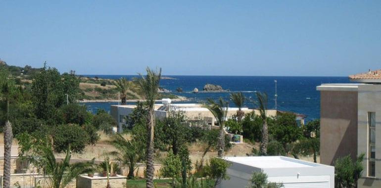 Luxury 3 Bedroom Beach Front Villa for sale in Latchi
