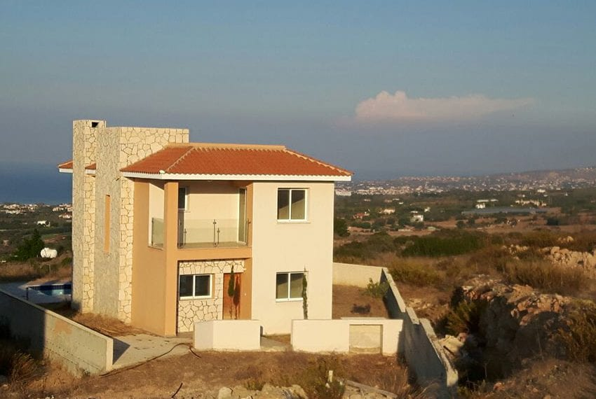 New Detached 3 Bed Villa for sale in Paphos, Tremithousa