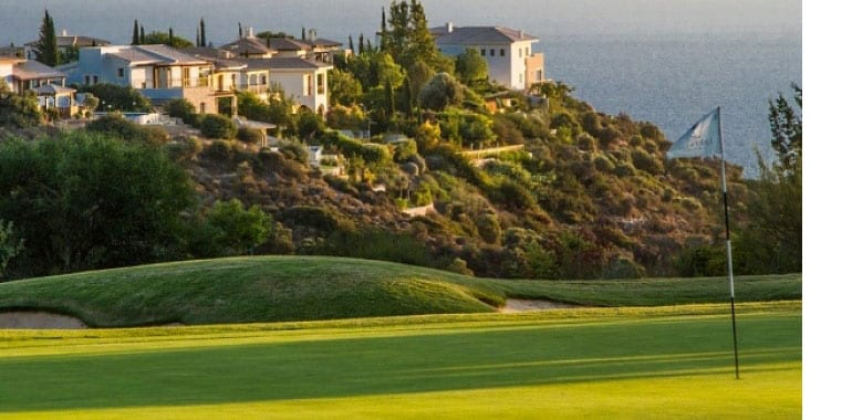 Golf Villa for sale in Paphos At Aphrodite Hills Kouklia