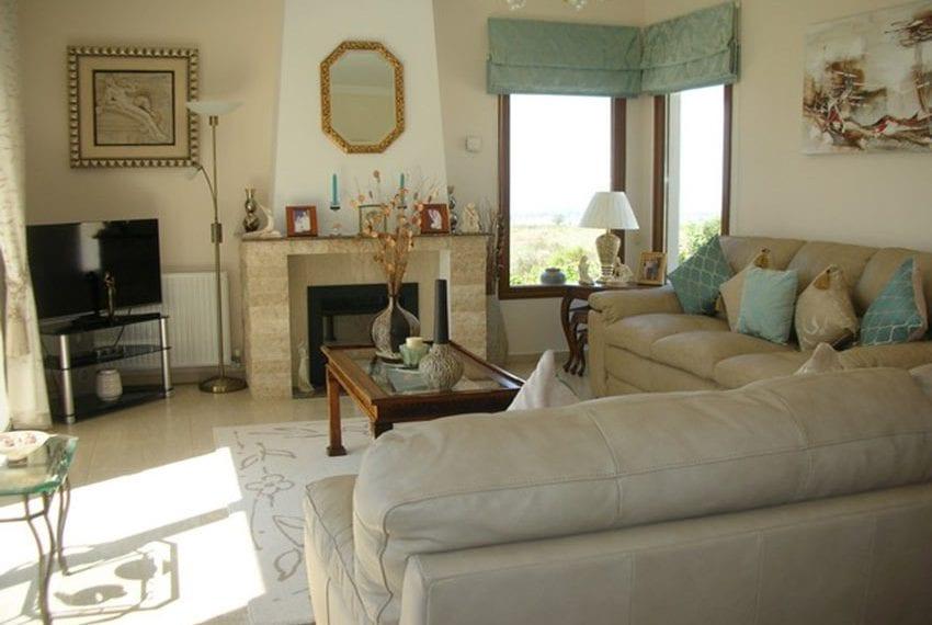 3 Bedroom Bungalow For Sale In Paphos In Kathikas Village