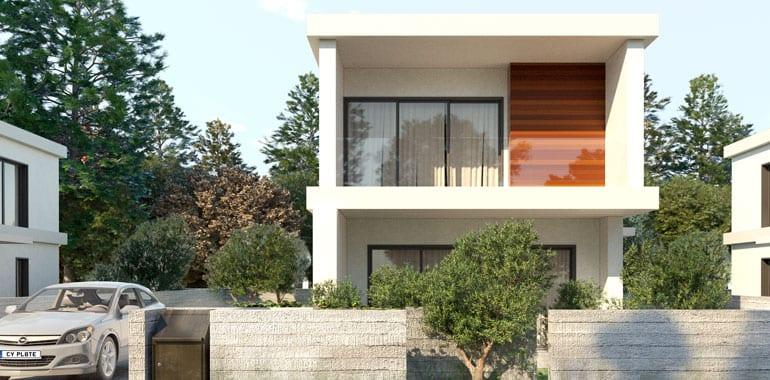 3 Bedroom Detached Villa for sale in Paphos' Konia Village