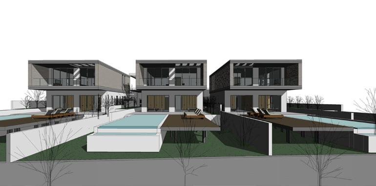 Detached Modern 4 Bedroom Villa for sale in Paphos, Geroskipou
