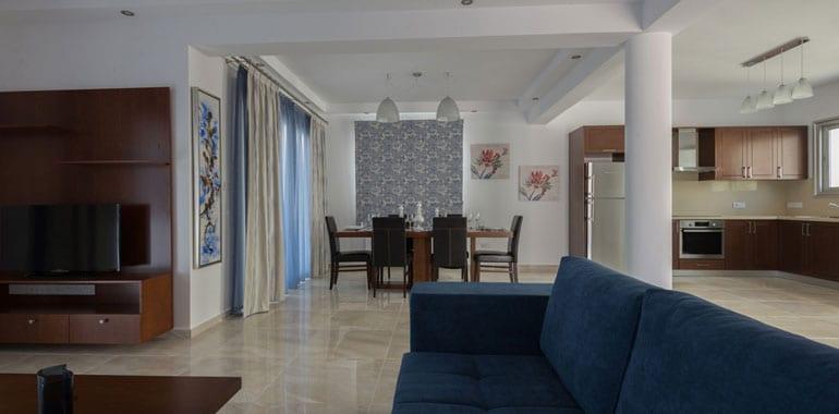 3 Bedroom Villa for Sale in Peyia's Elysium Luxury Complex