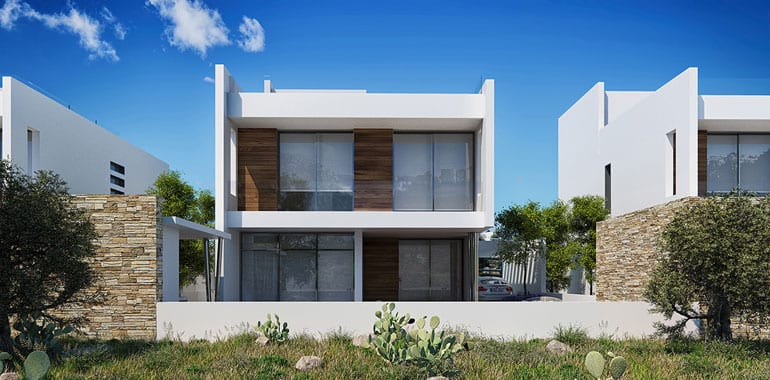 New 3 Bed Luxury Villas for sale in Paphos' Konia Village