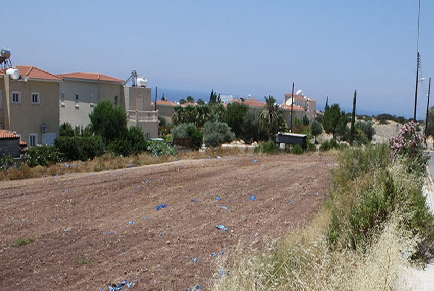 Plot of Land for Sale in Paphos, Akamas St George