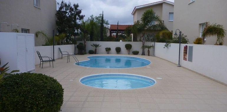 2 Bedroom 2 Bathroom Apartment For Sale In Paphos, Konia
