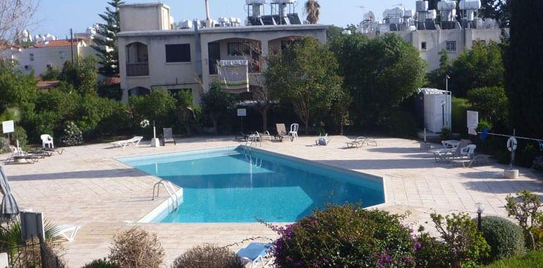 3 Bedroom Detached Villa for sale in Paphos with Gardens