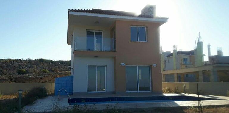 Brand New Modern Villa for sale in Paphos' Tremithousa Village