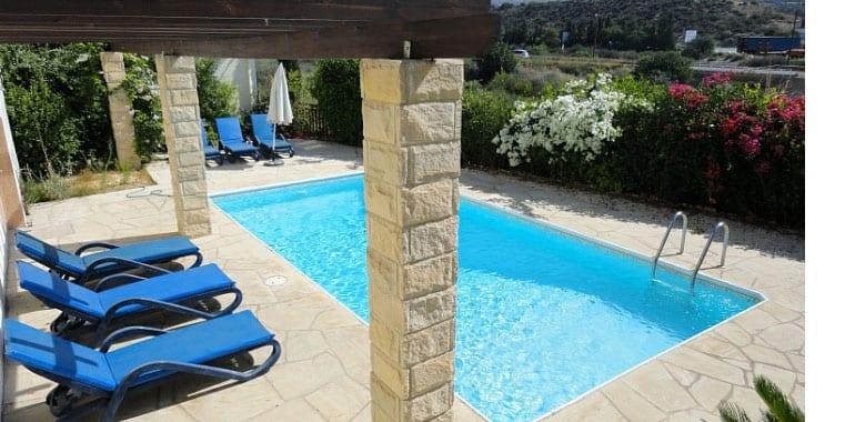 Private Villa for Sale in Peyia's Coral Bay