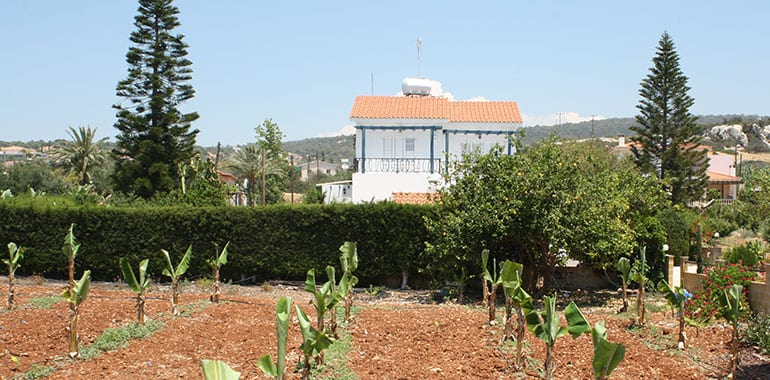 Massive Plot Villa for sale in Paphos, Akamas