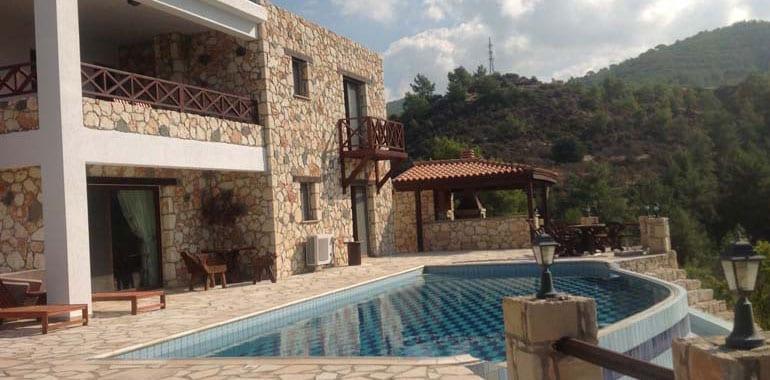Luxury 3 Bedroom Villa for sale in Polis' Agia Marina