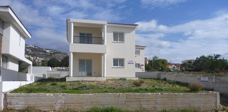 New 3 Bedroom Villa For Sale In Paphos, Lofos Tala