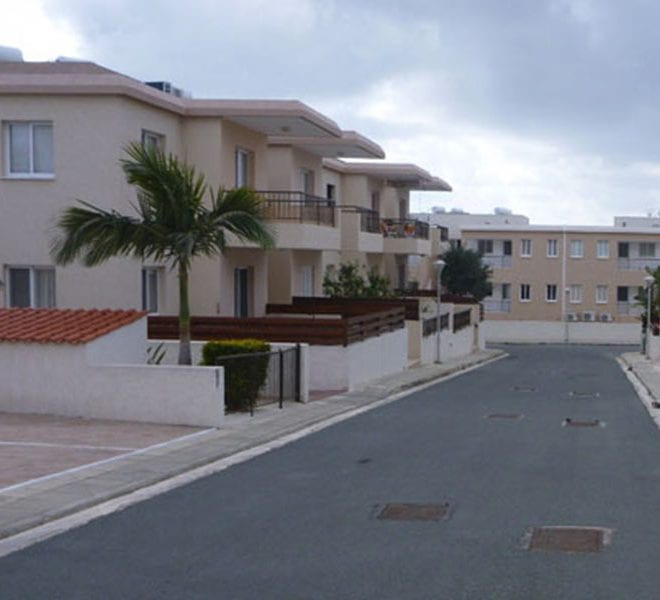 2 Bedroom 2 Bathroom Apartment For Sale In Paphos, Konia
