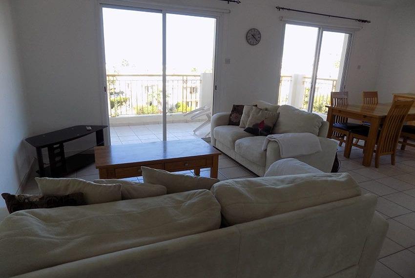 Penthouse Apartment For Sale In Paphos' Regina Gardens