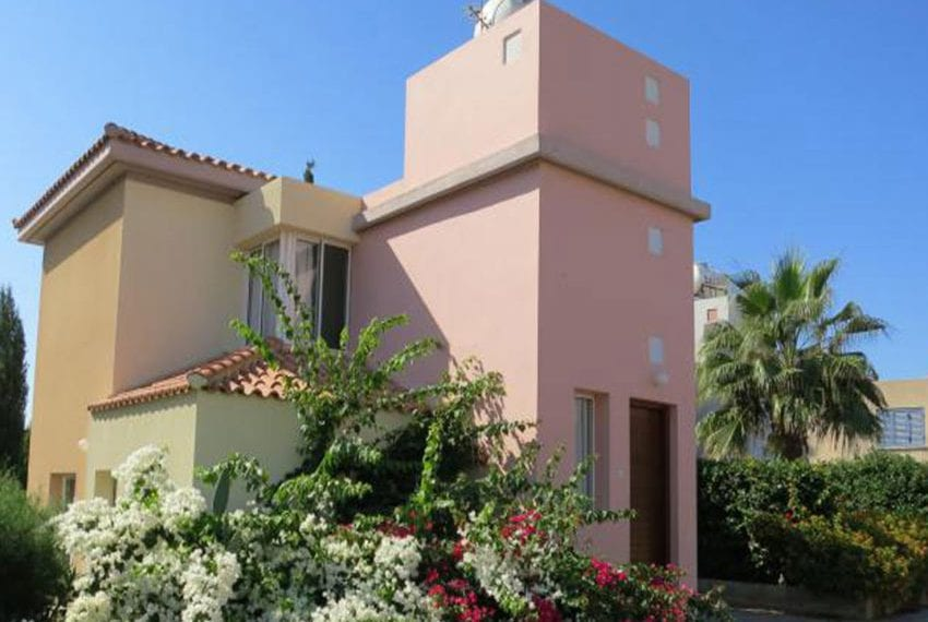 Detached Villa for sale in Paphos, Chloraka village