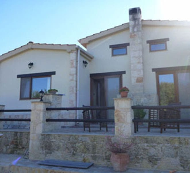 3 Bed Bungalow For Sale In Paphos' Stroumpi Village