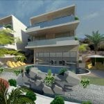 Luxury Sea Front Villa for sale in Paphos