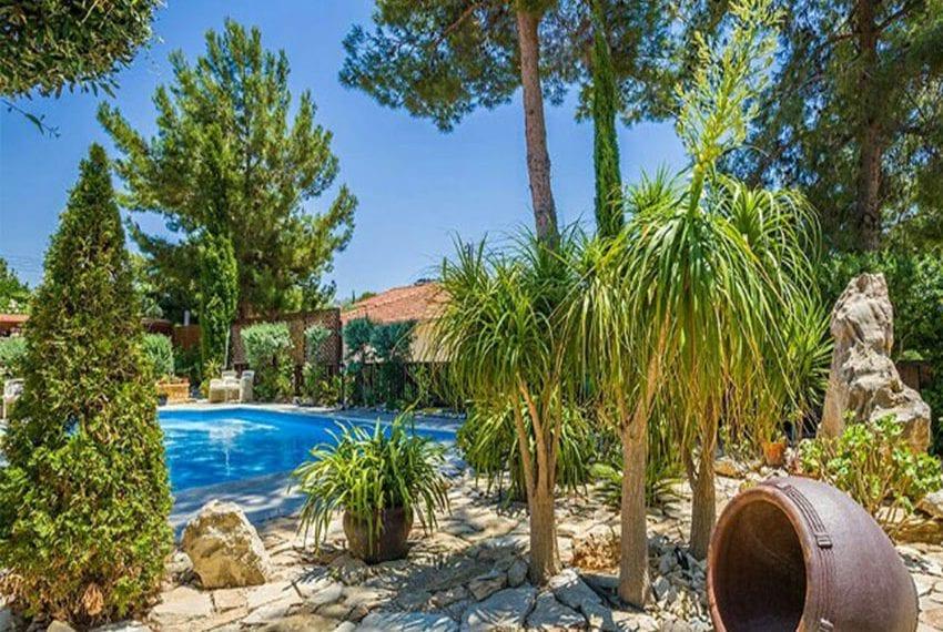 Luxury Villa For Sale in Limassol's Souni Village