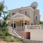 Luxury 4 Bedroom Villa for Sale in Peyia, St George