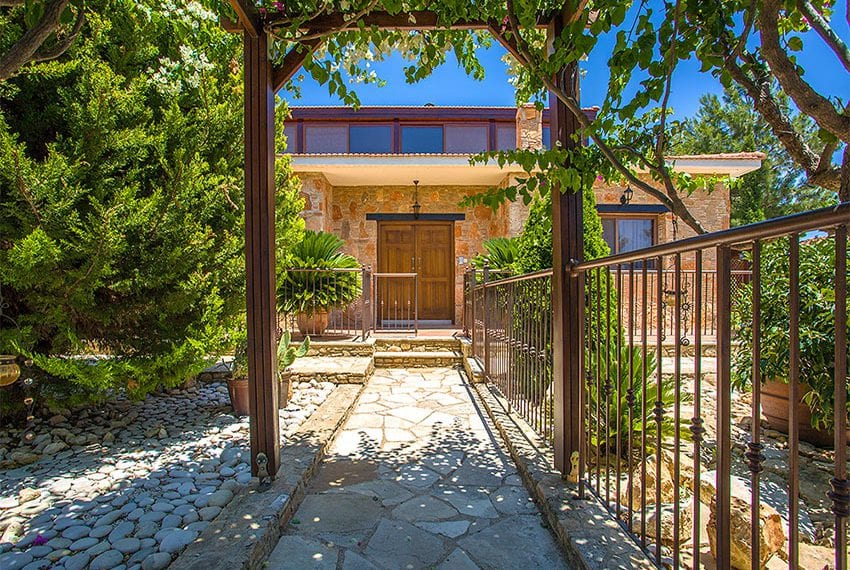 Luxury Villa For Sale in Limassol's Souni Village09