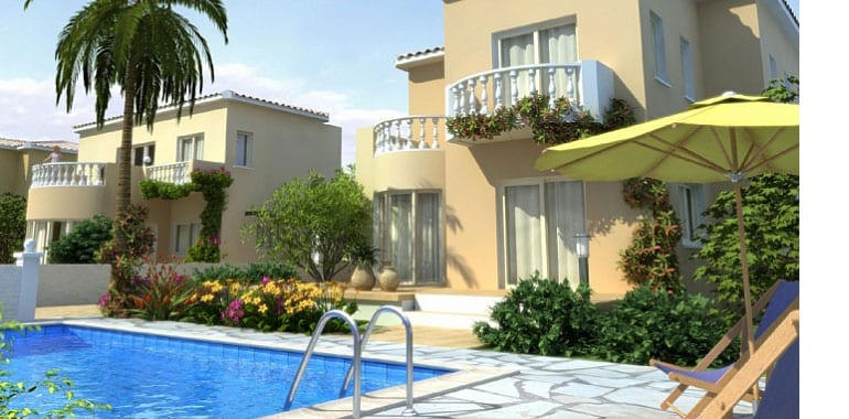 3 Bedroom Sea view Villa for Sale in Peyia