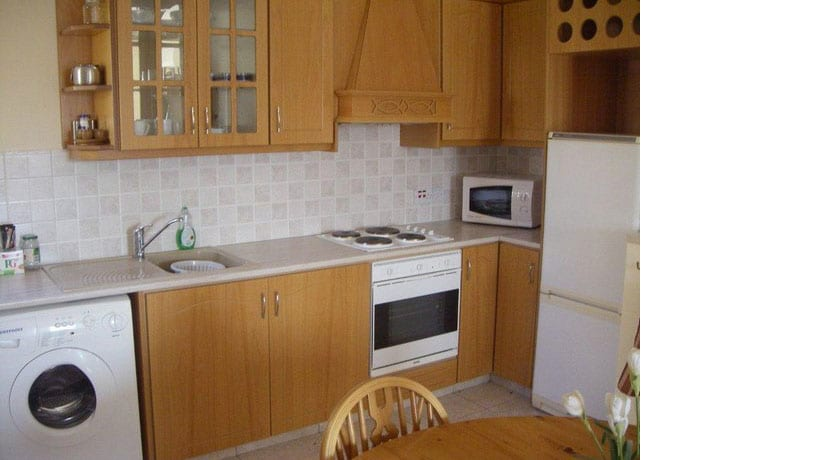 Apartment For Sale In Paphos set in a Private Corner