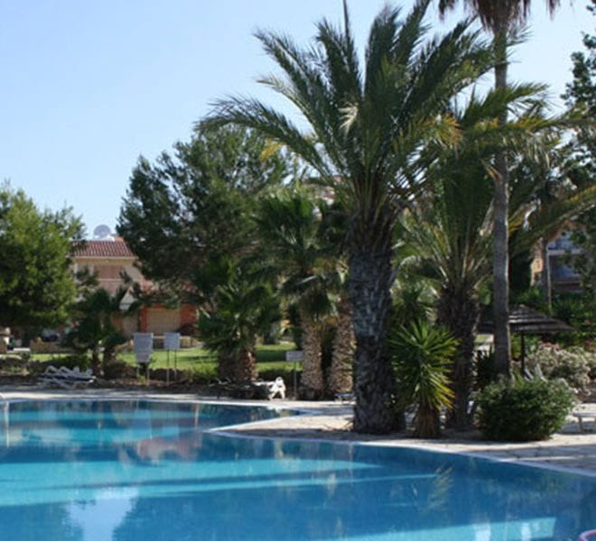 One Bedroom Apartment For Sale In Paphos' Regina Gardens