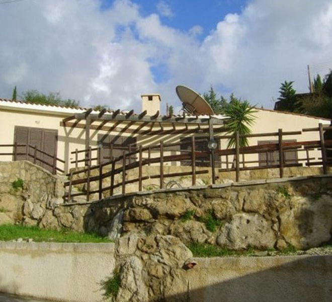 Bungalow For Sale In Paphos, Kamares Village