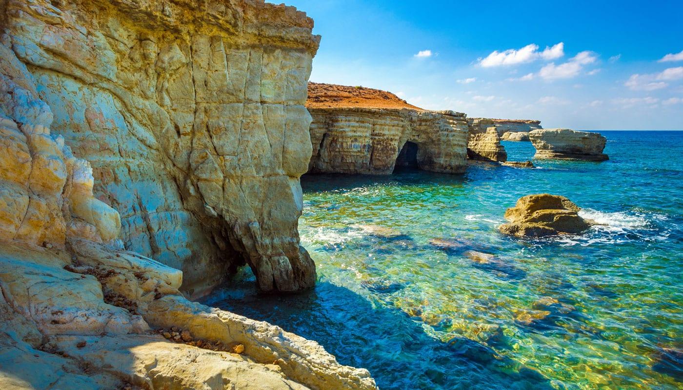 Cyprus Sea Caves luxury villas for sale