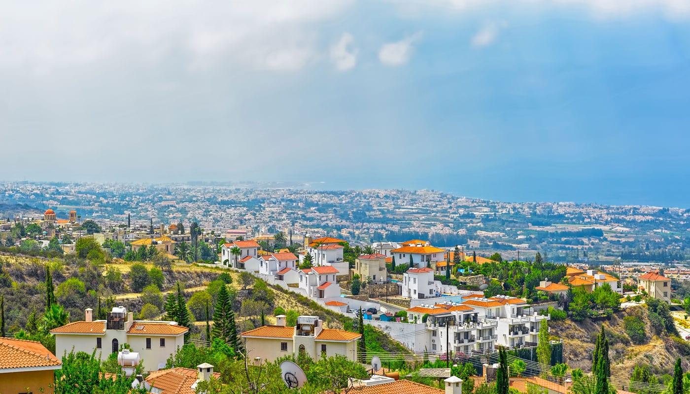 Villas for sale Tala Paphos