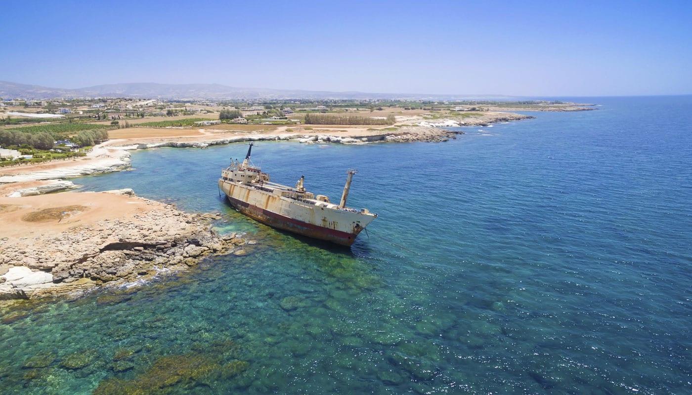 Sea Caves properties Cyprus Paphos
