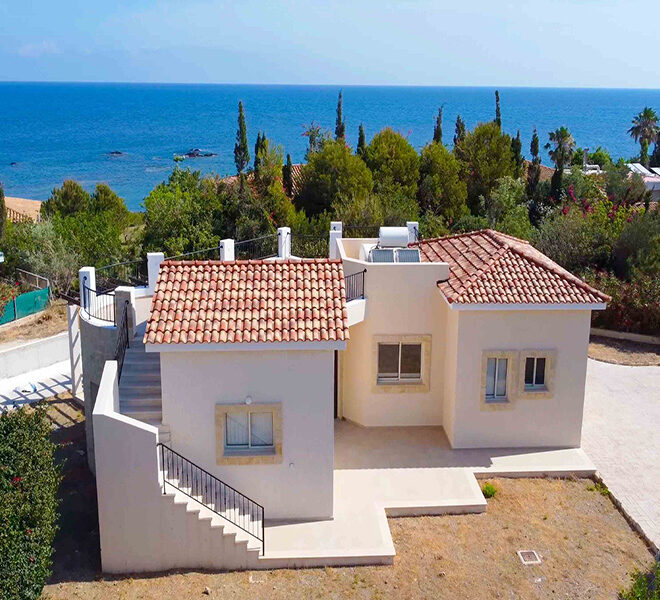 Lush bungalow for sale in Paphos, The Pomos Sunset