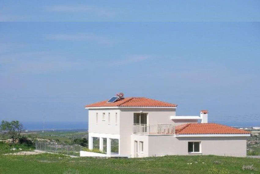 Villa For Sale In Souskiou Village