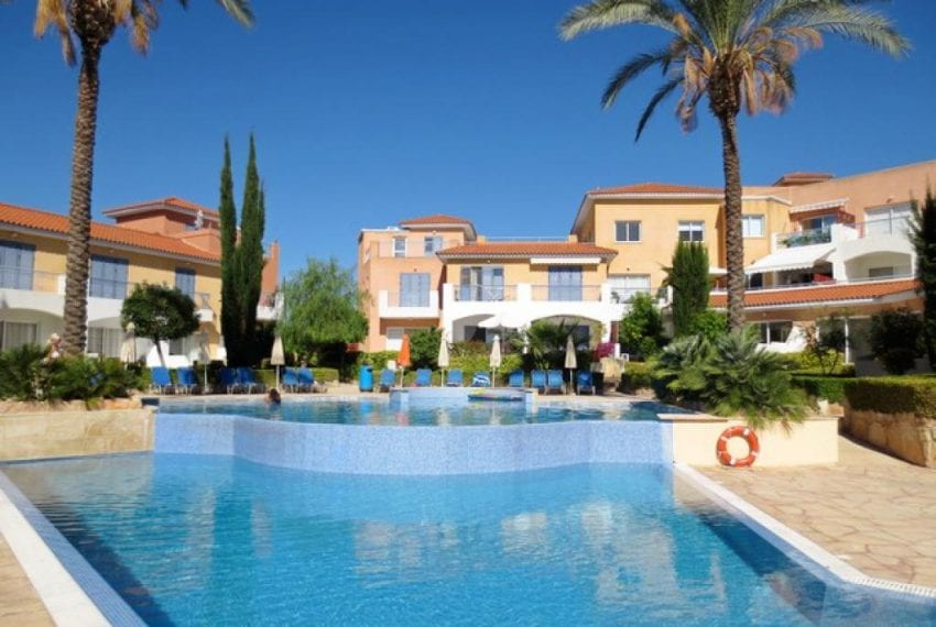 Countryside Apartment For Sale in Paphos, Anarita
