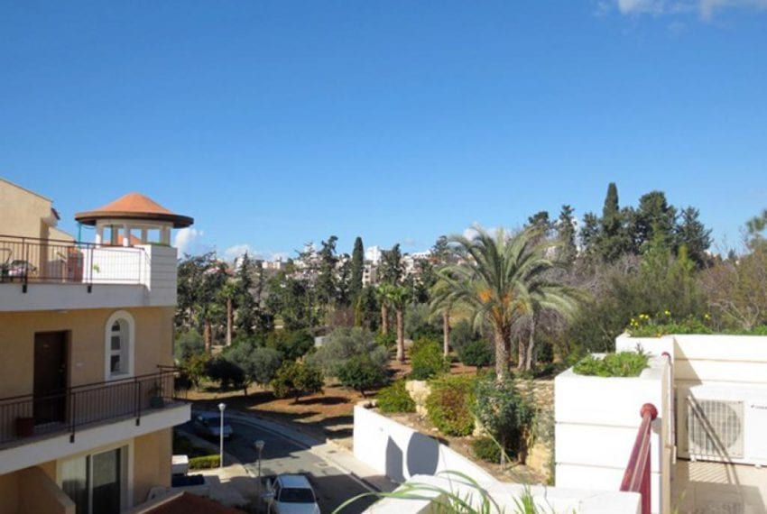Townhouse For Sale in Paphos' Community Development