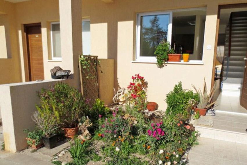 2 Bedroom Townhouse For Sale in Paphos' Heart