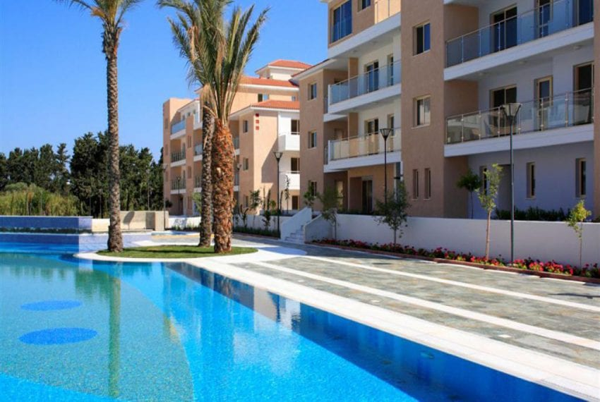Exclusive Resort Apartment For Sale in Paphos