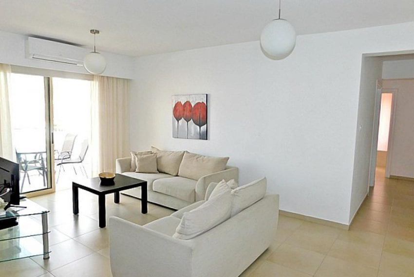 2 Bedroom Apartment For Sale in Paphos' Resort Area