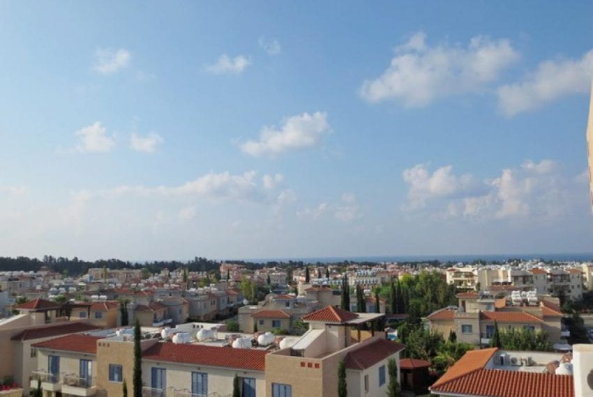 Resort Style Apartment For Sale in Paphos