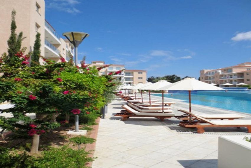 Luxury Resort Apartment For Sale in Paphos
