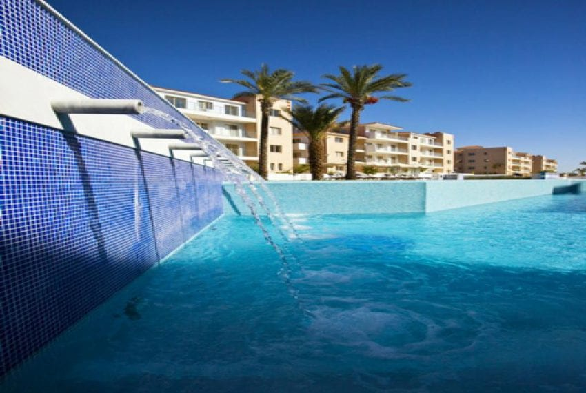 Apartment For Sale in Paphos Resort Community