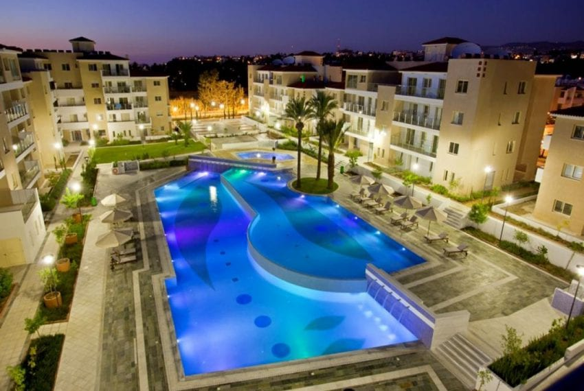 Bold Apartment For Sale in Paphos Resort