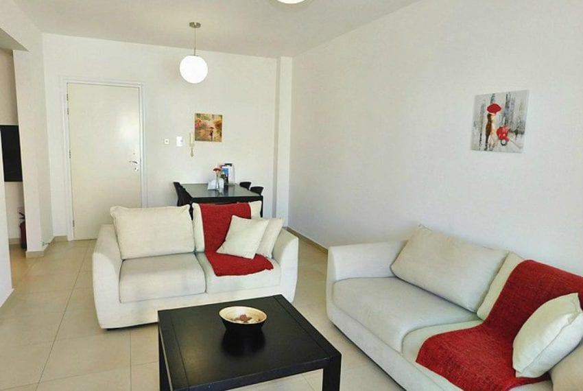 Furnished Resort Apartment For Sale in Paphos