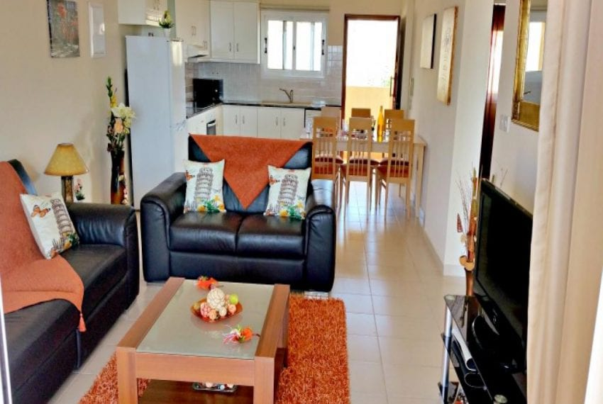 Apartment For Sale in Paphos' Mesa Chorio
