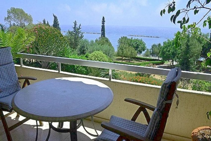 4 Bedroom Beachfront Apartment For Sale in Limassol