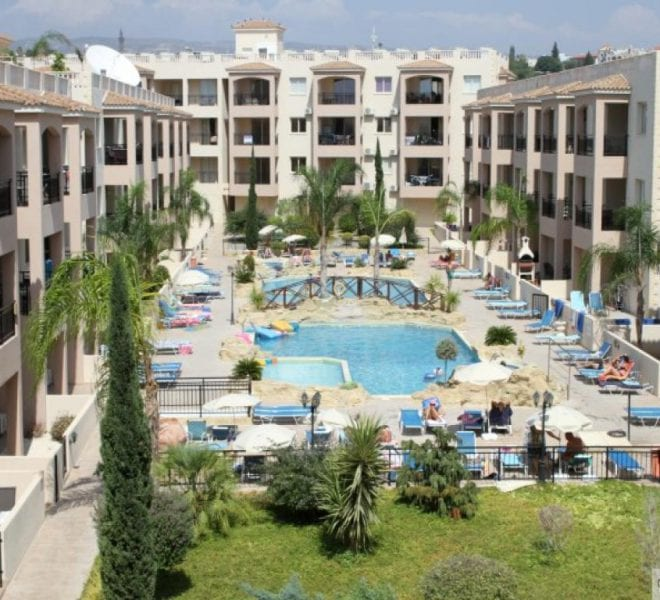 2 bedroom apartment for sale close to amenities Paphos